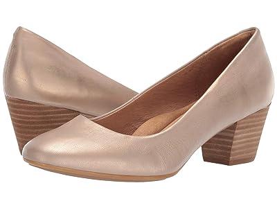 Sofft Lindon (Oro Gold Jamaica Metallic) High Heels