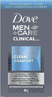 Dove Men+Care Clean Comfort Non Irritant Anti-Perspirant Stick 48g