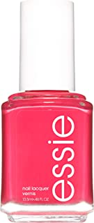 essie Nail Polish Rocky Rose Collection, Vivid Hot Pink/No Shade Here, 0.46 Fl Oz