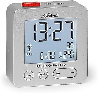 : Horloge atomique Radio et radio réveil