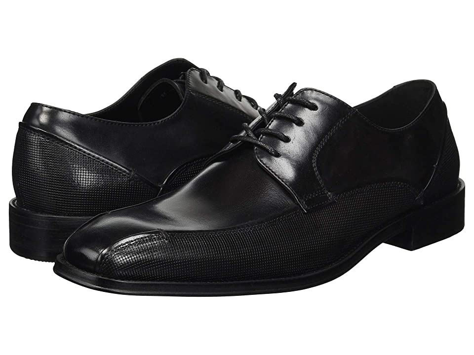 Kenneth Cole Reaction Witter Lace-Up (Black) Men