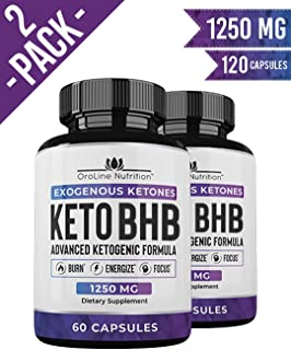 keto weight loss pills by OroLine Nutrition