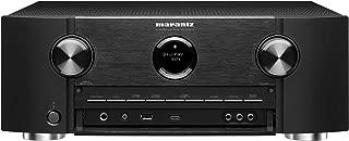 Marantz 4K UHD AV Receiver SR6014-9.2 Channel (2019 Model) | Latest Surround Sound formats - IMAX Enhanced | Dolby Virtual Height Elevation | Amazon Alexa | Online Streaming | Home Automation