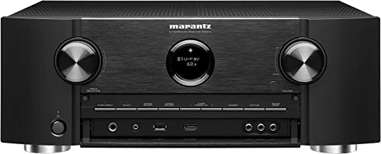 Marantz 4K UHD AV Receiver SR6014 - 9.2 Channel (2019 Model) | Latest Surround Sound Formats - IMAX Enhanced | Dolby Virtu...