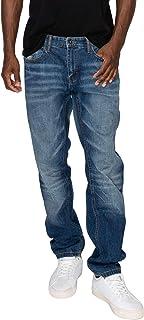 Departed Men's 5 Pockets Slim Denim Stretch Jeans