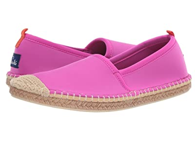 Sea Star Beachwear Beachcomber Espadrille Water Shoe (Hot Pink) Women