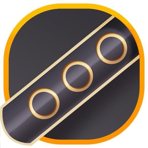 Virtual flute music