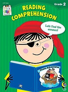 Reading Comprehension Stick Kids Workbook, Grade 2 (Stick Kids Workbooks)