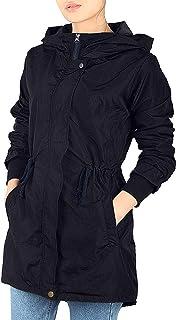 4THSEASON Women's Soft Shell Windbreaker Windproof Insulated Coat