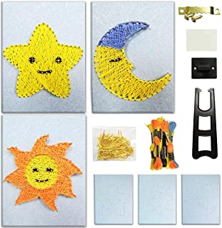 DIY String Art Kit for Adults,Teens,Beginner,kids.DIY Craft Kit Includes All Necessary Accessories, Home Wall Decorations...