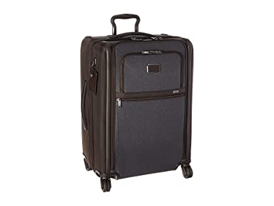 Tumi Alpha 3 Short Trip Expandable 4 Wheeled Packing Case (Anthracite) Luggage