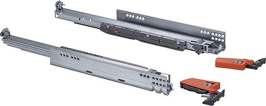 Gedotec Blum Movento 760H5000B Ladegeleiders volledig uittrekbaar 500 mm met Blumotion demping | Blum Movento 760H5000B | ...