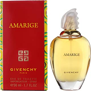 Amarige By Givenchy For Women. Eau De Toilette Spray 1.7 Oz