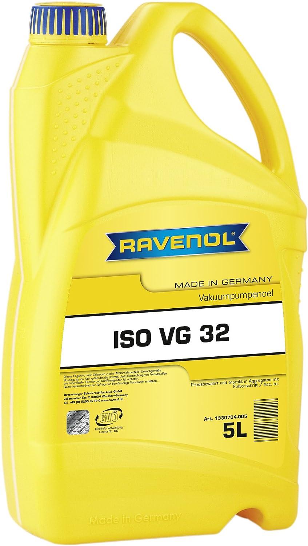 Ravenol Vakuumpumpenöl Iso Vg 32 5 Liter Auto