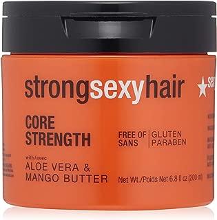 SEXYHAIR Strong Core Strength Nourishing Anti-Breakage Masque, 6.8 Fl Oz