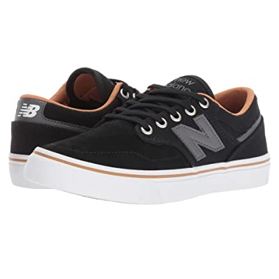 New Balance Classics AM331v1 (Black/Brown) Athletic Shoes