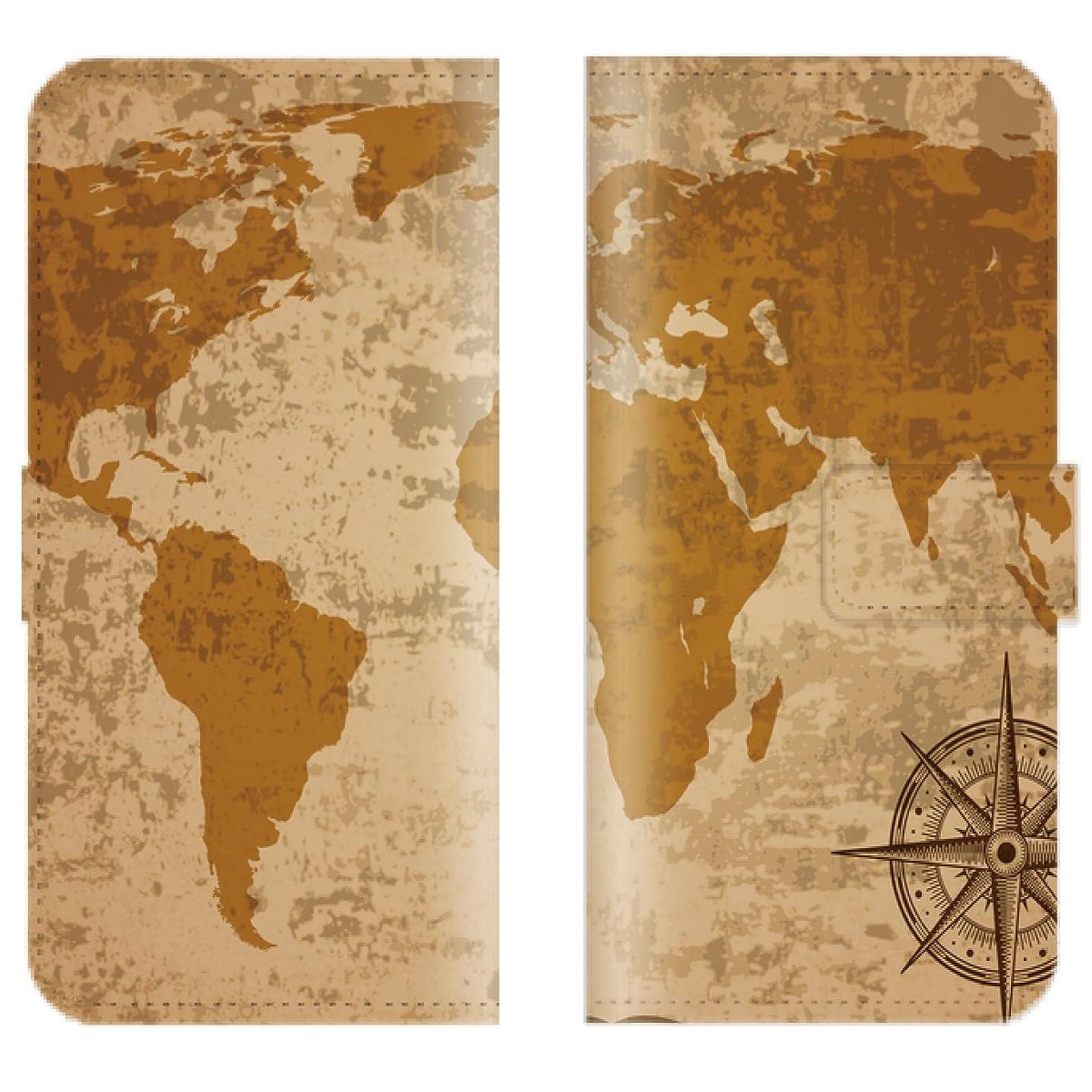 グリット登場とても多くの【 ankh 】 手帳型ケース 全機種対応 【 GALAXY Note3 SC-01F ギャラクシー ノート3 SC-01F専用 】 地図 国旗 map 世界地図 図柄 おしゃれ 旅行 ヴィンテージ ブック型 二つ折り レザー 手帳カバー スマホケース スマートフォン