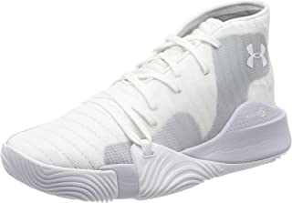 Under Armour Men's Spawn Mid Basketball Shoes