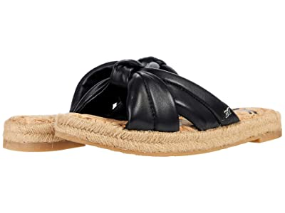 Sam Edelman Abbene (Black Butter Nappa Leather) Women