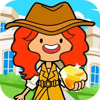 My Pretend Family Mansion - Big Friends Dollhouse & Kindergarten Play Games