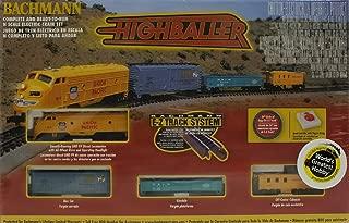 bachmann highballer n scale train set