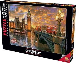 Anatolian Westminster Sunset Jigsaw Puzzle (1000 Piece)