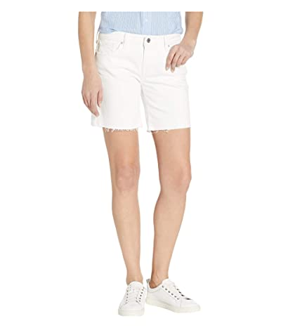 Lucky Brand Roll Up Shorts in Clean White (Clean White) Women