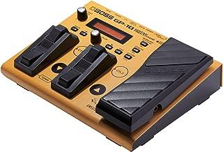 Boss GP-10 Guitar Processor Without GK-3 Pickup