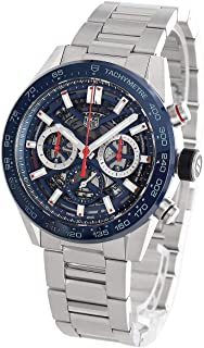 タグ・ホイヤー メンズ腕時計 カレラ ホイヤー02 クロノグラフ CBG2A11.BA0654