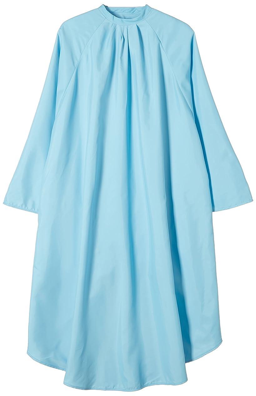報復するミスペンド冷酷なTBG 袖付カットクロス CPR004S ブルー