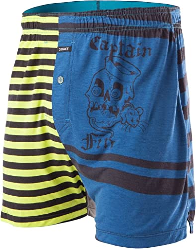 Stance Boxers - Stance The Mercato Captain Fin ...