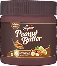 Alpino Peanut Butter Chocolate 250 G (Gluten Free / Non-GMO / Vegan)