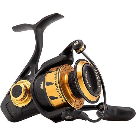 PENN Fishing Spinfisher VI Saltwater Spinning Penn Fishing reel