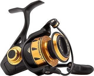 Penn 1481260 Spinfisher VI Spinning Saltwater Reel, 2500 Reel Size, 6.2: 1 Gear Ratio