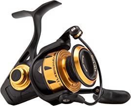 Penn 1481260 Spinfisher VI Spinning Saltwater Reel, 2500 Reel Size, 6.2: 1 Gear Ratio