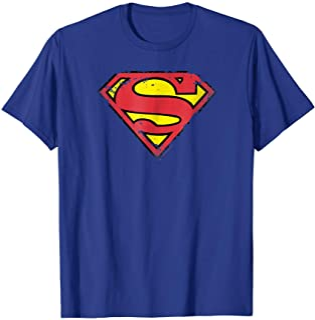 Distressed Shield T-Shirt