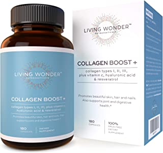 Best collagen menu with hyaluronic acid Reviews