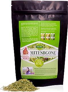 MitesBGone Backyard Chicken Nesting Herbs - Get Rid of Chicken Mites and Lice Naturally