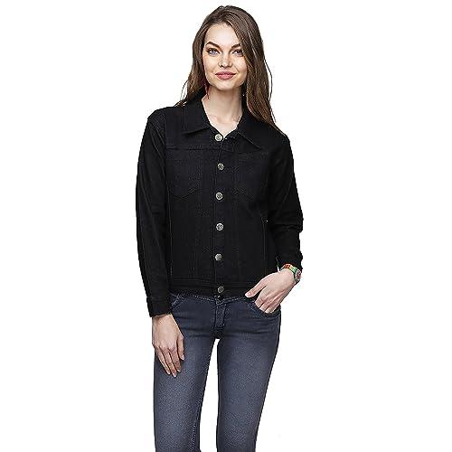 Women S Denim Jackets Buy Women S Denim Jackets Online At Best