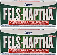 Fels Naptha Laundry Soap Bar - 5.0 oz - 2 pk