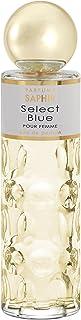 PARFUMS SAPHIR Select Blue - Agua de Perfume con vaporizador para Mujer - 200 ml (8424730003315)