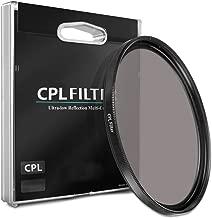 95mm CPL Circular Polarizer Filter for Nikon 200-500mm f/5.6E ED VR Lens
