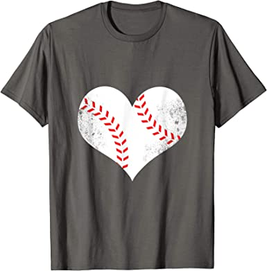 Real Baseball Mom T-Shirt Mothers Day t-Shirt