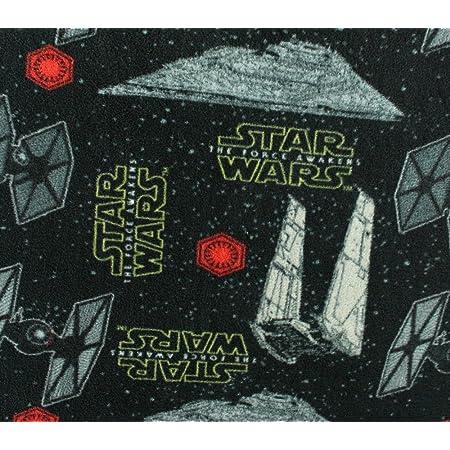 Star Wars Darth Vader Printed Fleece Fabric Anti Pil Material Per 1//2 Metre