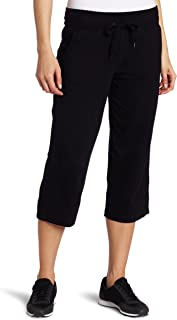 Danskin Women's Drawcord Crop Pant