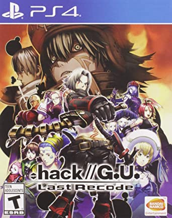 .Hack//G.U. Last Recode for PlayStation 4