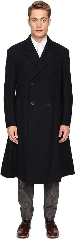 Classic Melton Hawkwood Coat