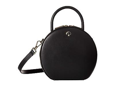 Kate Spade New York Andi Canteen (Black) Handbags
