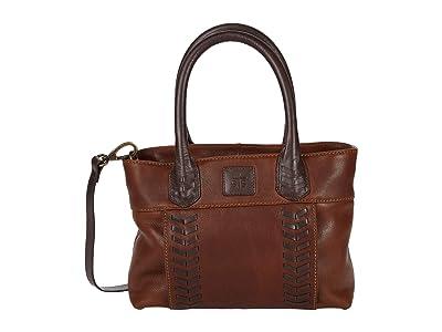 STS Ranchwear Saddle Tramp Satchel (Brown) Handbags