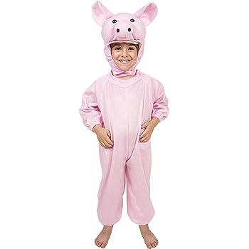 Costumizate! Disfraz de Cerdito Talla 1-3 Especial para niños ...
